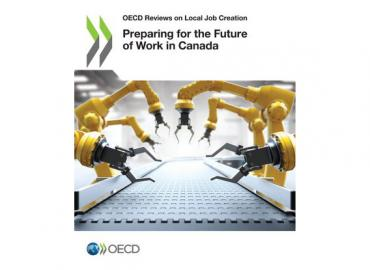 Preparing for the Future of Work in Canada report cover
